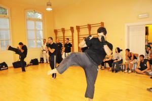 Cinture nere kick boxing, karate, krav maga 13