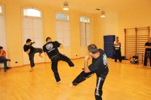 Cinture nere kick boxing, karate, krav maga 15