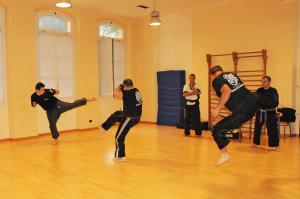 Cinture nere kick boxing, karate, krav maga 16