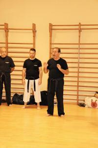 Cinture nere kick boxing, karate, krav maga 23