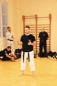 Cinture nere kick boxing, karate, krav maga 30