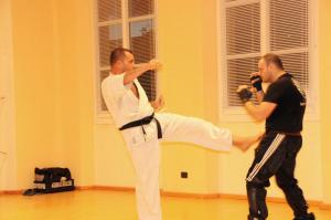 Cinture nere kick boxing, karate, krav maga 38