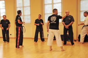 Cinture nere kick boxing, karate, krav maga 5