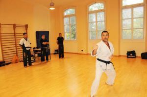 Cinture nere kick boxing, karate, krav maga 7