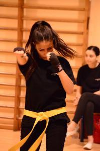 Esami cintura kick boxing 10