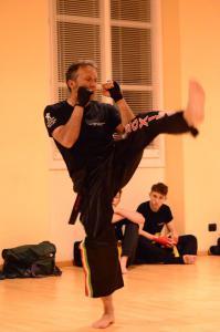 Esami cintura kick boxing 14