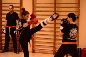Esami cintura kick boxing 18