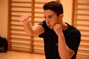 Esami cintura kick boxing 2