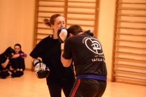 Esami cintura kick boxing 25