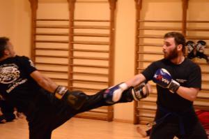 Esami cintura kick boxing 26