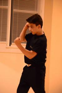 Esami cintura kick boxing 3