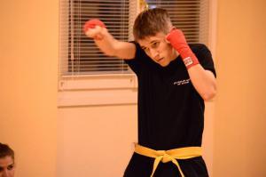 Esami cintura kick boxing 9