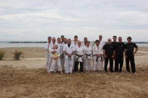 Stage karate, kick boxing, krav maga