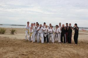 Stage karate, kick boxing, krav maga 2