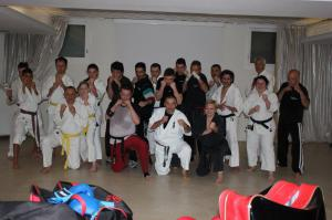 Stage karate, kick boxing, krav maga 4