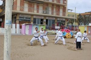 Stage karate 3